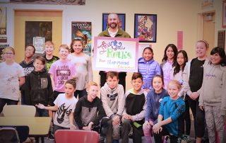 Hammond students say thank you to Roth's
