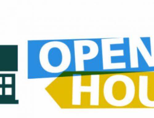 Open House / Noche de Visita