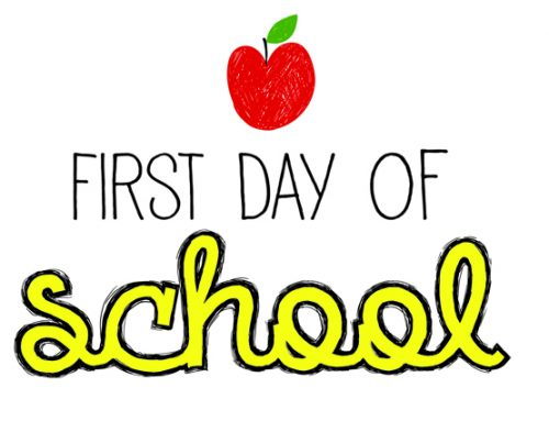 First Day Of School / Primer Dia De Escuela