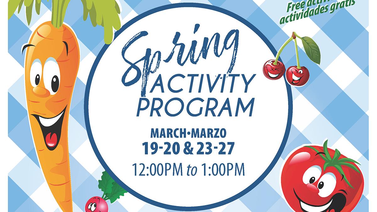 Spring Activity Program 2020